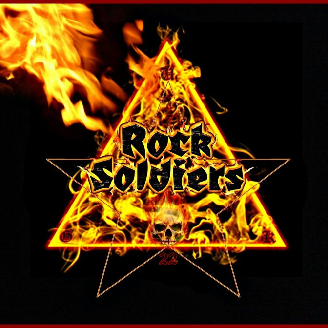 Lançada a Coletânea Rock Soldiers vol. 22